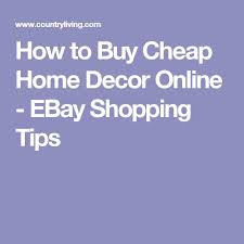 best 25 home decor online shopping ideas