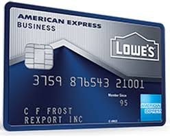 Lowes Commercial Credit Card Application Lowes Business Rewards Credit Card Features How To Apply How To