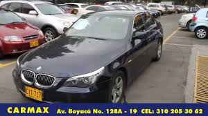 BMW Convertible bmw 525i 2008 : BMW 525i 2008 $51.900.000 - YouTube