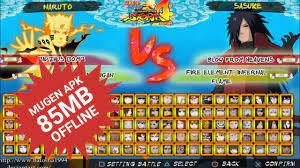 Download game naruto mugen ukuran kecil hp kentang bisa offline di android terbaru 2020 download gamenyn : Game Mugen Android Ninja Return Ultimate Skils Naruto Vs Bleach Ringan Ukuran Kecil 85mb Offline Youtube