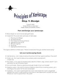 Garden Sprinkler System Design Stunning Principles Of Xeriscape Parker Colorado