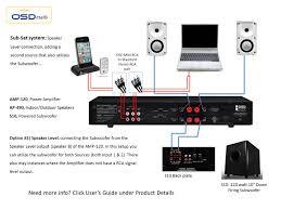 subwoofer to receiver diagram advance wiring diagram disc deck receiver power amplifier subwoofer schematic diagram subwoofer to receiver diagram