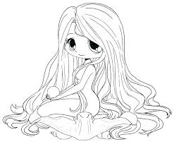 Coloring Pages Chibi Coloring Pages Printable Fascinating Anime