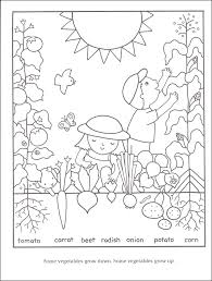 Garden coloring pages are great for kids who want new ideas for plants in their garden, and for kids who just love plants! Gardening Coloring Pages Best Coloring Pages For Kids