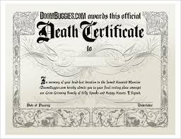Certificate Doc In Sample Free Death Premium Spanish Pdf 13 Walmartt Templates Template –