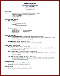 How To Make A Work Resume How To Make A Resume For First Job Template Gentileforda 13