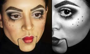 ventriloquist dummy makeup by mandibulodeviantart on