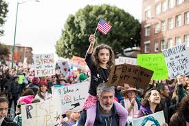 protest essay n democracy essay feminists should not be content  women s oakland ca usa protest photo essay women s oakland ca anti trump rally resist