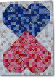 Quilt Patterns and Free Quilting Ideas at AllCrafts.net! & Hearts in Love Free Quilt Pattern Adamdwight.com