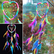 Dream Catcher Group Home Handmade Rainbow Dream Catcher Dreamcatcher Door Hanging Home 35