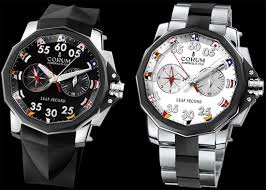 corum admiral cup 48 jumping seconds watchwatch shop mens corum admiral s cup leap second 48