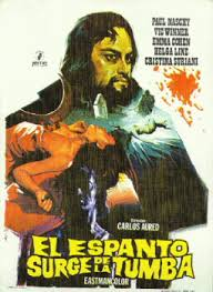 Horror Rises from the Tomb (1973) El espanto surge de la tumba