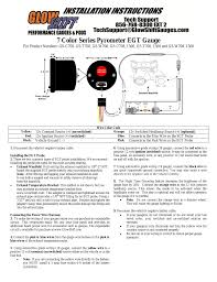 egt wiring diagram wiring diagrams