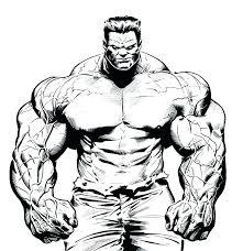 Incredible Hulk Coloring Page Hulk Printable Coloring Pages Free