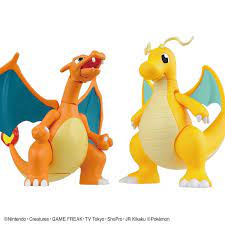 Pokemon Anime Bandai Spirits Charizard & Dragonite Model Kit – Murphy's  General Stores - MGS - Toys and Collectibles