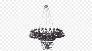 wrought iron chandelier blacksmith chandelier