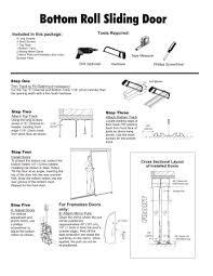 reliabilt 241400 flush steel sliding