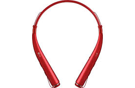 LG TONE PRO <b>Wireless Headset</b> (HBS-780) <b>Red</b> | LG USA