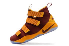 lebron shoes 2017. new lebron james shoes 2017 nike lebron soldier 11 xi cavs home away burgundy gold n