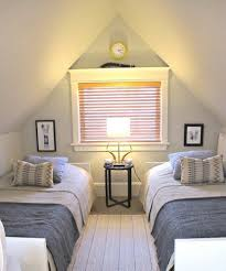 Cool Low Ceiling Attic Bedroom Ideas