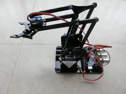 diy acrylic robot arm robot claw arduino kit 4dof toys mechanical diy acrylic robot arm robot claw arduino kit 4dof toys mechanical grab manipulator diy robot base robot lcd robot vinyl online 72 0 piece on