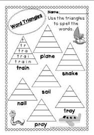 These worksheets will develop skills in the following areas Long A Vowel Digraphs Ai Ay A E Phonics Sounds Chart Digraph Phonics