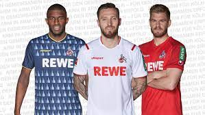 Fc augsburg played against 1. Arm In Arm The Jerseys Of 1 Fc Koln For The Season 2019 20