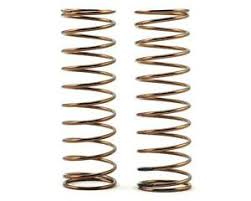 Details About Tkr8763 Tekno Rc Low Frequency 75mm Front Shock Spring Set Black 3 58lb In