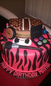 coach make up bag mac make up birthday cake