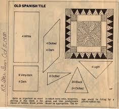 161 best Q Quilting Patterns images on Pinterest | Quilting ... & Weathervane Quilt Pattern. See More. Kansas City Star Old Spanish Tile Oct  5 1980 Adamdwight.com