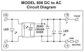 ssr circuit diagram the wiring diagram dc to ac solid state relay solid state relay unison controls circuit diagram