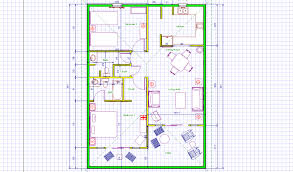 one floor house plans picture outdoor dining ideas bedroom flat plan and design more bungalow indian 3