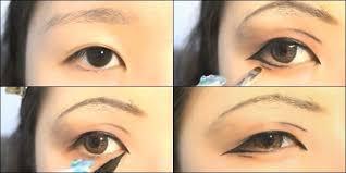 natural lat sehari hari you simple brown tutorial make up mata