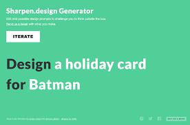 Logo Design Challenge Generator Instant Design Challenges To Keep Your Creative Brain Big