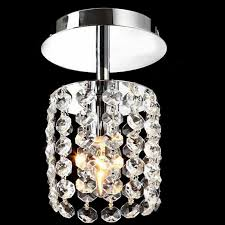 crystal led chandeliers hallway small crystal light lamp for ceiling corridor cristal res de light chandeliers