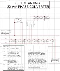 laser hobbyists hobby archives www laserfx com How To Build Rotary Phase Converter Wiring Diagram self starting phase converter 3 Phase Rotary Converter Plans