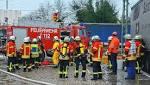 Efringen-Kirchen Gift legt den Bahnverkehr lahm