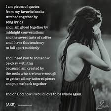 I Am Quotes Interesting I Am Pieces Of Quotes From My Favorite Books The Minds Journal