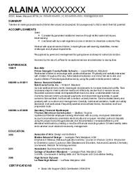 beauty resume examples   personal services resumes   livecareerbeauty resume samples