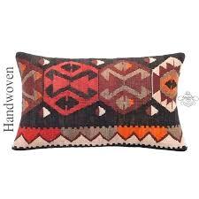 persian rug pillows fl pillow carpet pillowcase art red