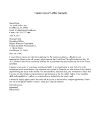 bond trader cover letter good transition words for essays buying 8001036 downloadable cover letter templates equity trader cover letter
