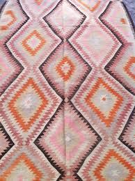modern bohemian kilim rug pastel pink kilim rug pink kilim rug uk