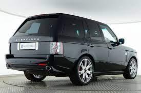 Used Land Rover Range Rover Tdv8 Vogue Overfinch Gt Black For Sale Essex Px10yne Saxton 4x4 Range Rover Supercharged Range Rover Used Range Rover