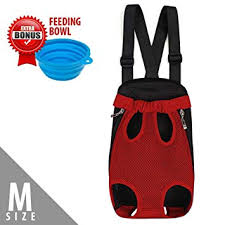 Backpack Volume Chart Upgrade The Sizing Chart Legs Out Dog Carrier Backpack Hands Free Pet Front Carrier With Tail Hole For Traveling Hiking Camping With Adjustable