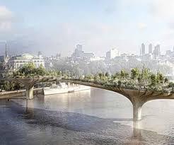 Small Picture London Mayor Scraps Plans For Thames Garden Bridge UK