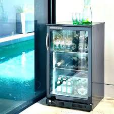 fridge with glass door glass door refrigerators residential glass throughout glass front refrigerator residential inspirations glass