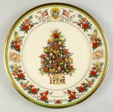 Holiday Accents Plates At Replacements LtdLenox Christmas Tree Plates