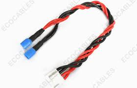 cheap 4 pin led light wiring harness 2 pairs twisted wire cable Twisting Wire with a Drill at Wire Harness Twisting