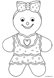 A lot of printable coloring pages can be available on just a couple of clicks on our website. Printable Gingerbread House Coloring Pages For Kids