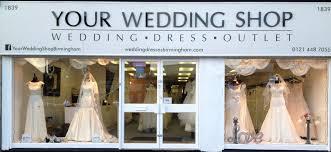 Your Wedding Shop Wedding Dress Outlet Birmingham Bridal